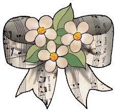Flower Bow 230X230  72