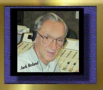 Jack Boland at Radio Station