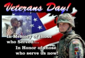 Veterans Day Memory Of 290X198  72